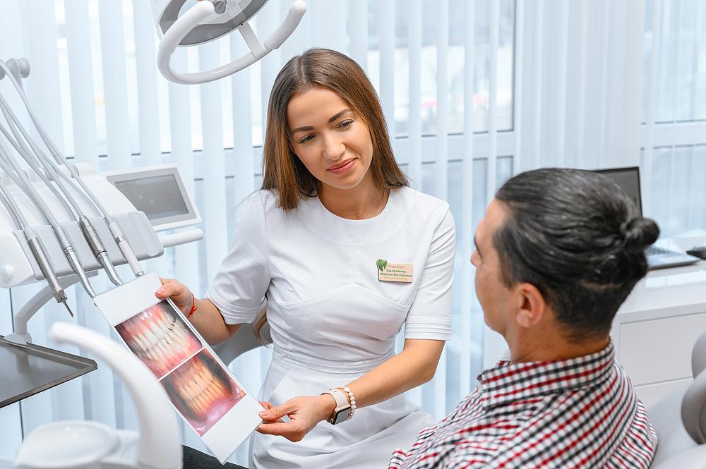 Лечение зубов в Сочи