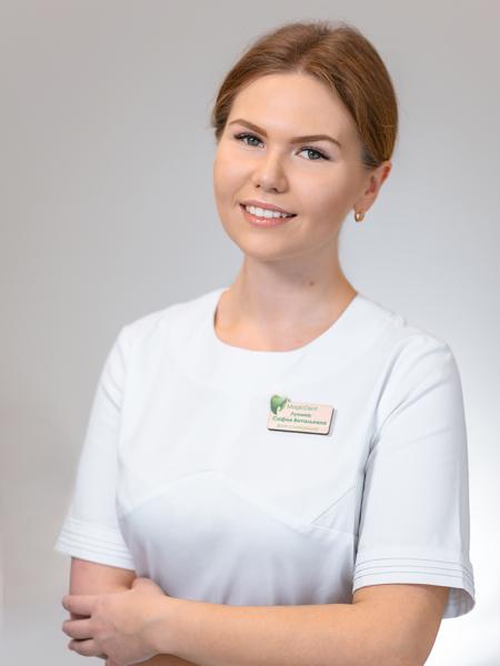 Врач-стоматолог в г. Сочи - Лукина София Витальевна