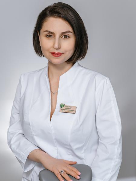 Врач-стоматолог, Магакян Анна Ованесовна