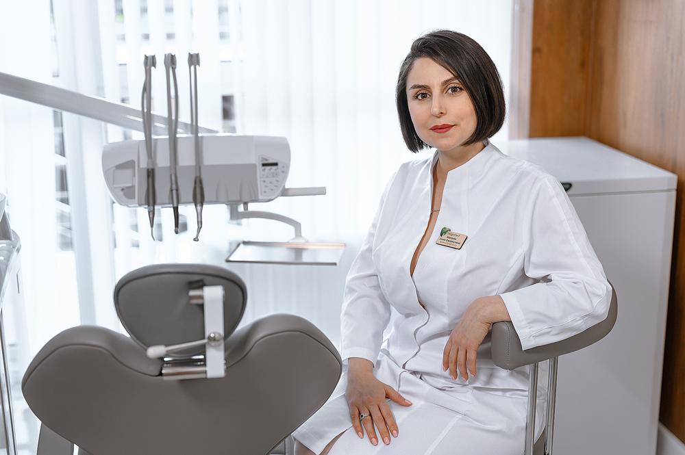 Магакян Анна Ованесовна