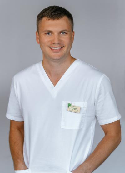 Врач стоматолог-ортопед Баташов Алексей Олегович
