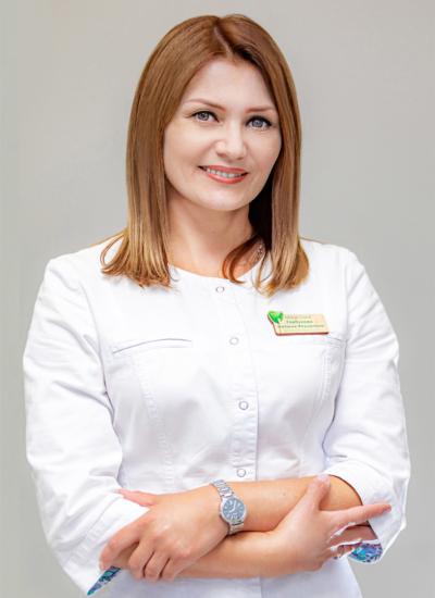 Горбунова Наталья Федоровна