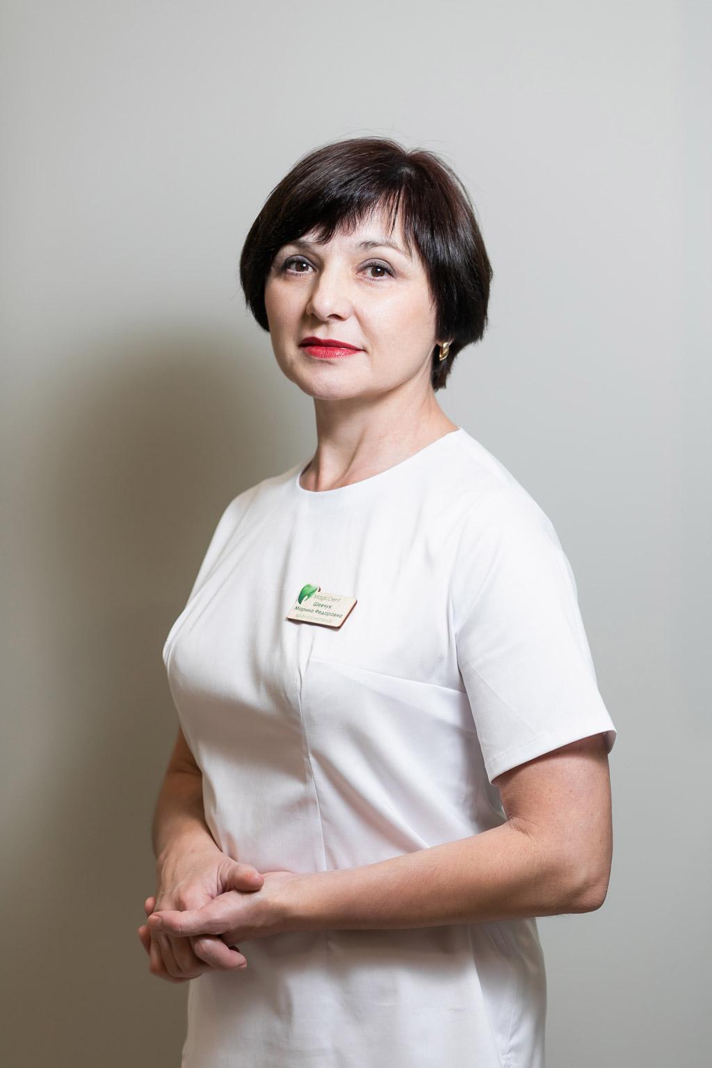 Шевчук Марина Федоровна - стоматолог-имплантолог, стоматолог-хирург Сочи