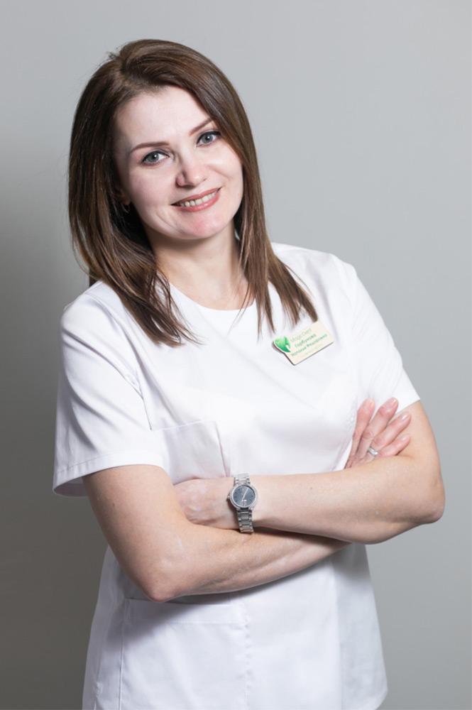 Горбунова Н. Стоматолог