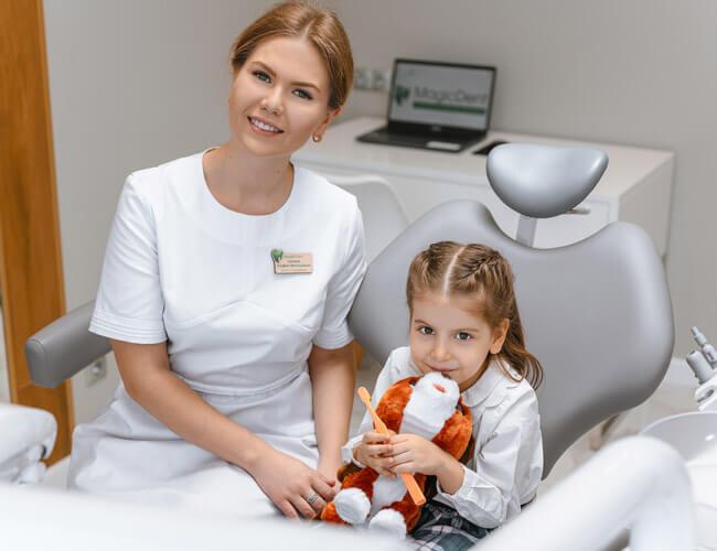 детский стоматолог Сочи