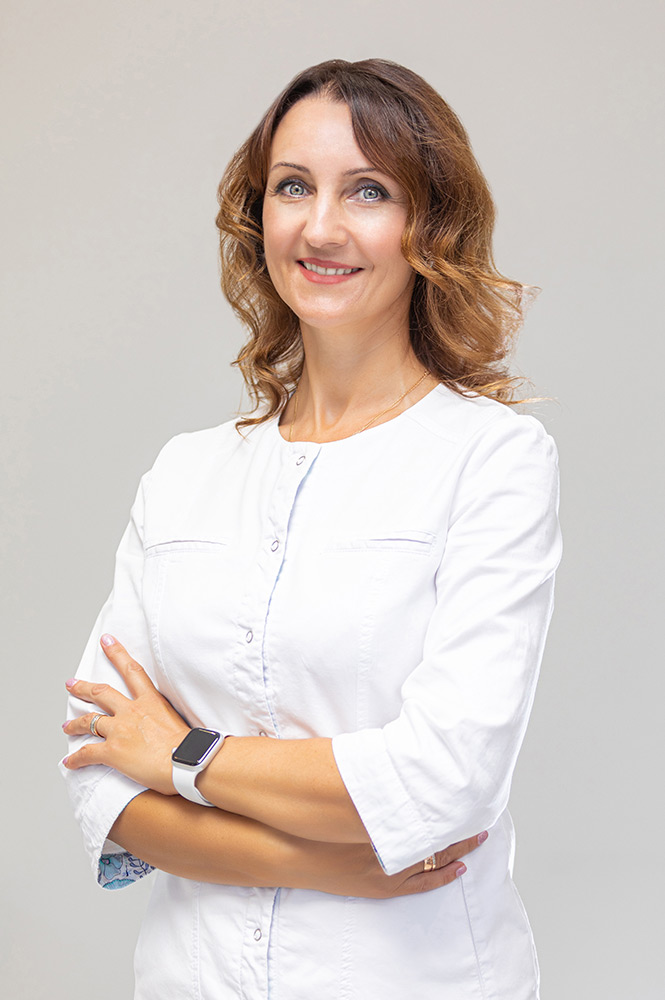Марченок Татьяна Ивановна