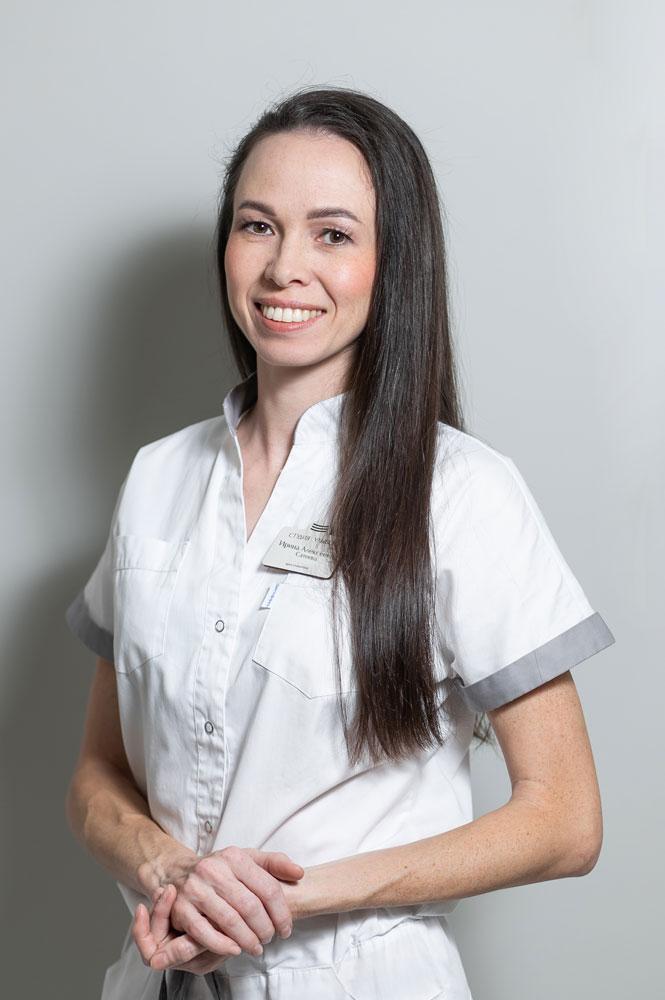 Сатеева Ирина Алексеевна стоматолог Сочи
